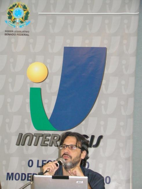 Antonio Soler, do CEA, chamou a atenção para o desmantelamento do Direito Ambiental