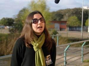 Cíntia Barenho (CEA) apresenta motivos para votar Não na consulta popular sobre a Orla do Guaíba